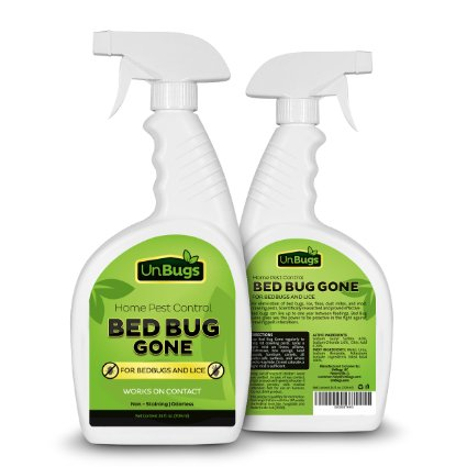 Bed Bug Gone Spray