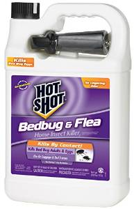 Hot Shot Bedbug & Flea